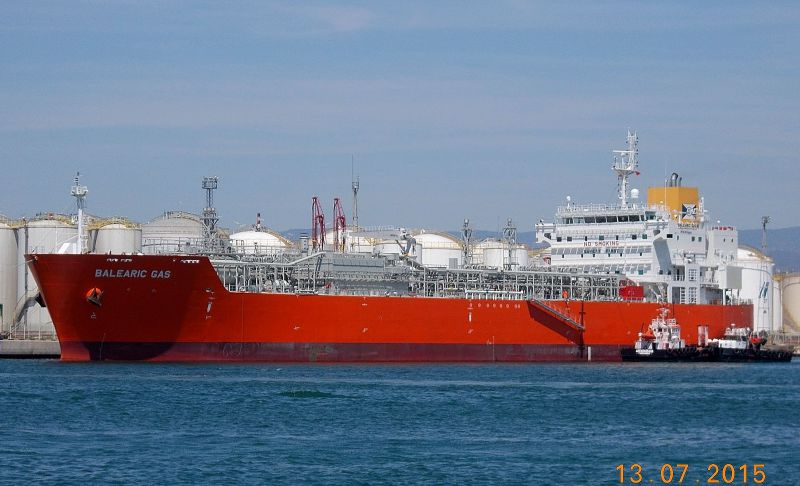 Image of BALEARIC GAS