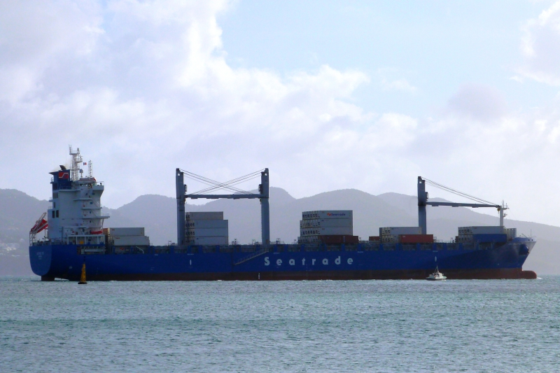 Image of SEATRADE RED